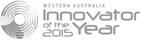 Innovator of the Year 2015 Logo